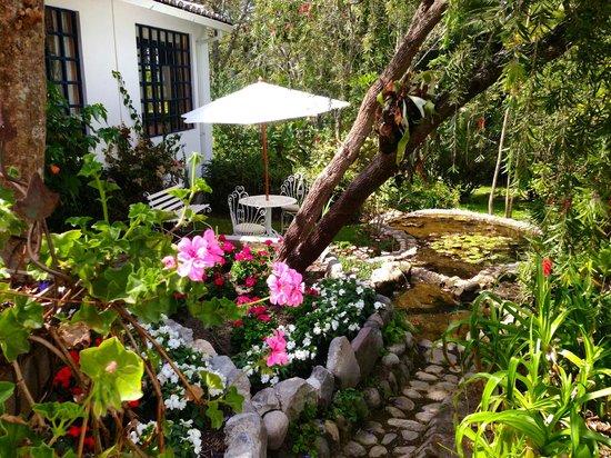 لا ميراج جاردن هوتل آند سبا: Hermosos jardines
