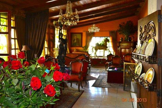 La Mirage Garden Hotel & Spa: Sala de Lectura