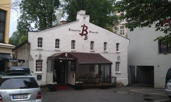 Brasserie Blanche : Definitely a place to recommend