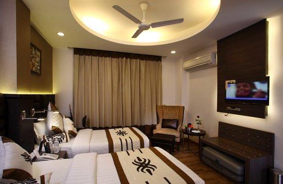 The JRD Luxury Boutique Hotel: Premium Room