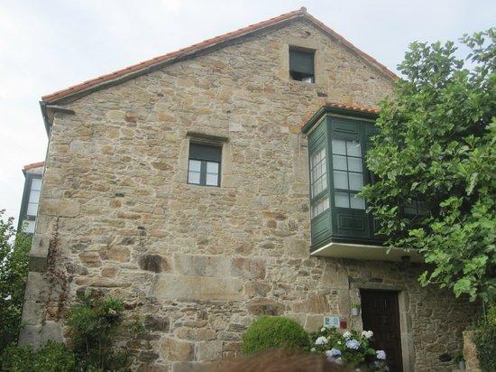Hotel Rustico Santa Eulalia: the house