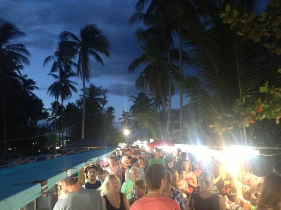 SALA Samui Resort And Spa: Fisherman's Village Night Market