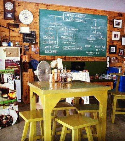 SEA Harmony Eco Lodge: Yummy Cafe