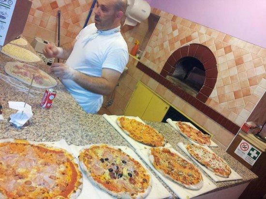 Pizza Ballacche: PIZZERIA FANTASTICA ED ECONOMICA