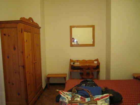 Hotel Corallo: camera