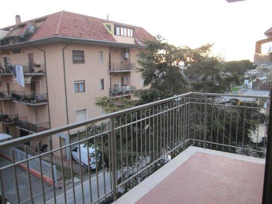 Hotel Corallo: vista