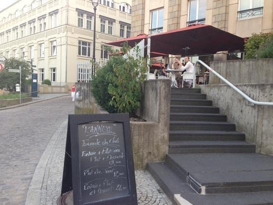 Brasserie L'Annexe: The Annexe