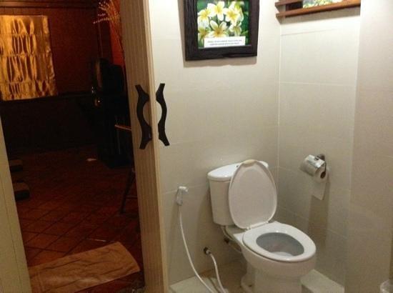 Baan Laanta Resort & Spa : bagno