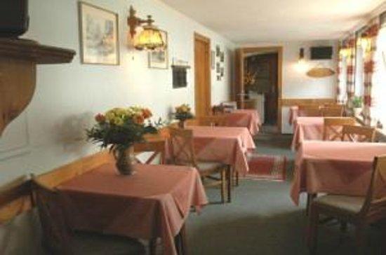 Gasthof Inzeller Hof: Lounge / Frühstücksraum