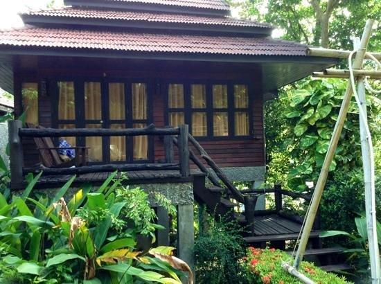 Baan Laanta Resort & Spa: bungalow