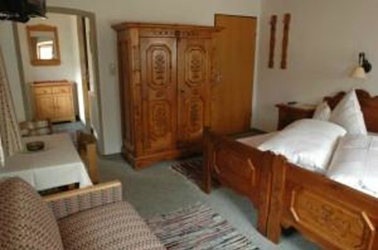 Gasthof Inzeller Hof: Zimmer