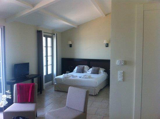 Hotel Perla Rossa: suite
