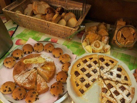 Hotel Posta: colazione a buffet