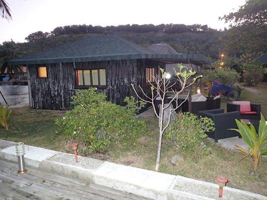 Bora Bora Ecolodge : Bungalow