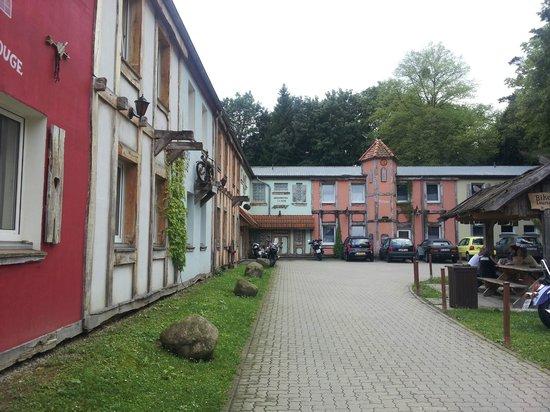 Hotel Harzlodge: Værelsesfløj på Harzlodge