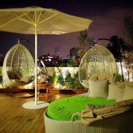 Shenkin Hotel : Rooftop
