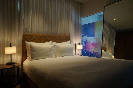 Shenkin Hotel: Bedroom
