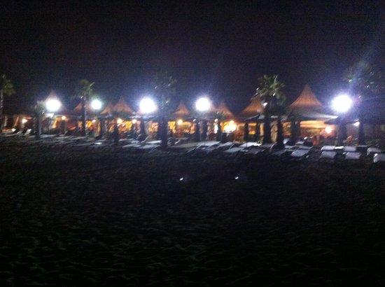 El Trayou : À la nuit tombée