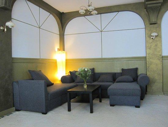 Hostel Wratislavia : Common room
