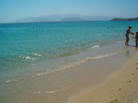 Hotel Kavuras Village: la spiaggia