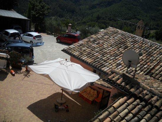 """Country House Ristorante """"Il Prato"""": la bellissima vista dalla camera"""