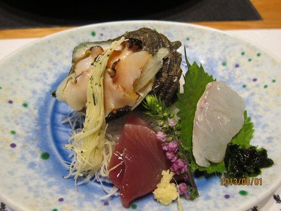 Kira no Sato: 夕食
