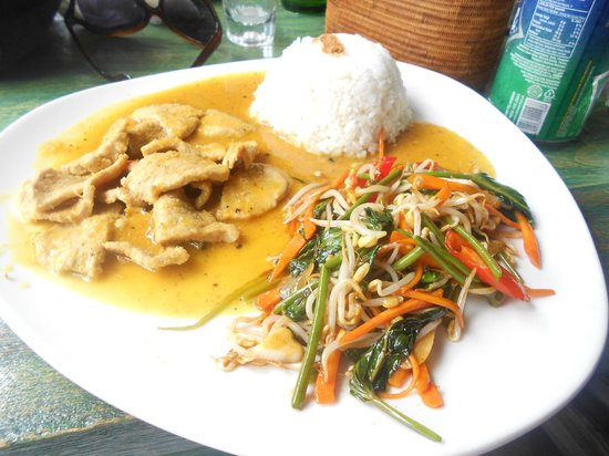 Warung Little Bird: Pork with brown sugar