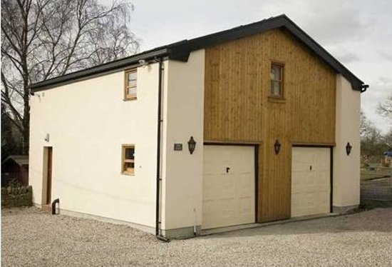 The Woodlands: The Barn, Self catering holiday home