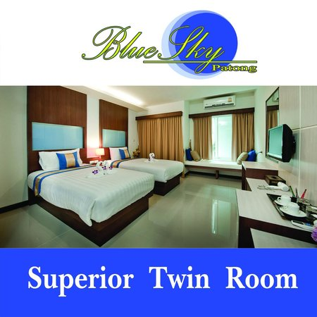 Blue Sky Patong: Supperior Rooms