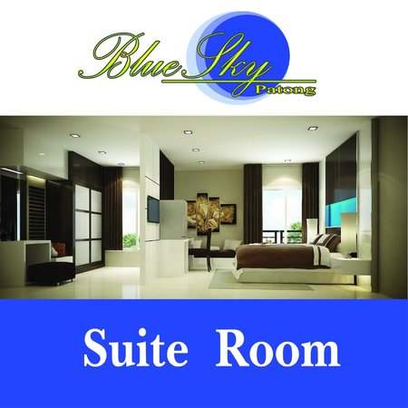 Blue Sky Patong: Suite Rooms