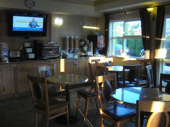Best Western Peace Arch Inn : Dining Area