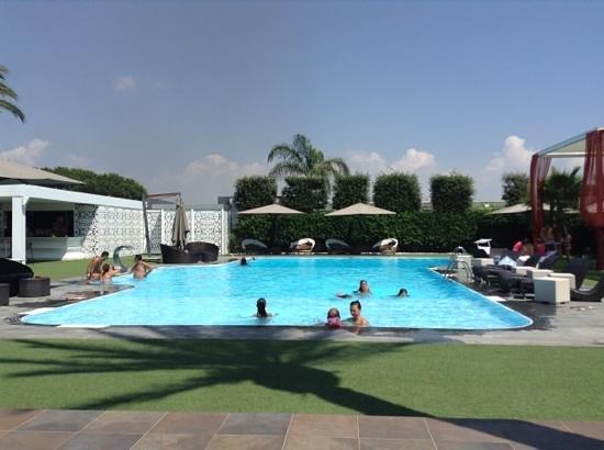 Hotel Giulia: la piscina