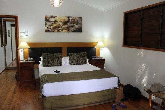 Kewarra Beach Resort & Spa: De kamer