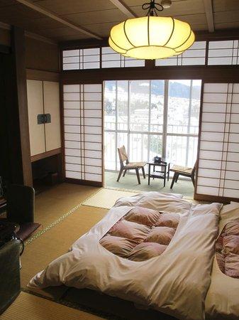 Shimaya Ryokan: Double Room Ryokan