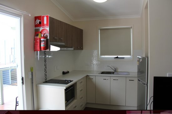 Jervis Bay Holiday Cabins: Kitchens