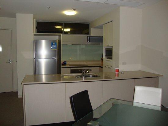 Monaco: kitchen