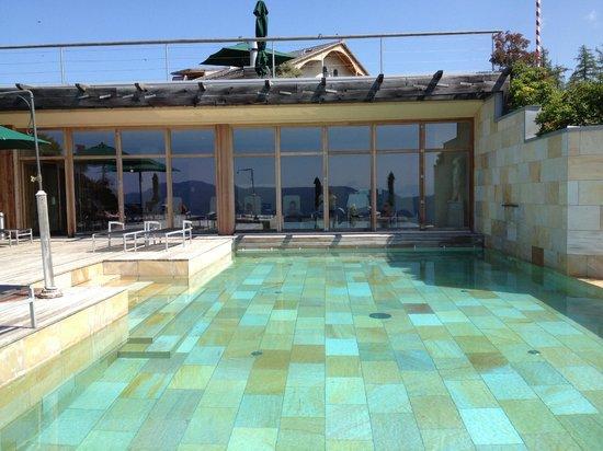 Berghotel Zirmerhof: Pool