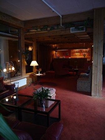 Hofslund Fjord Hotel: Common Area
