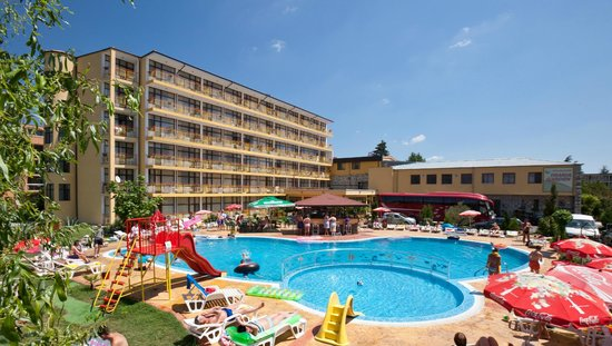 Trakia Garden Hotel : Hotel Trakia Garden