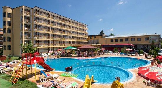 Trakia Garden Hotel: Hotel Trakia Garden