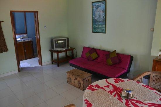 Sanur Bed & Breakfast: room