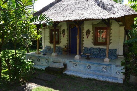 Sanur Bed & Breakfast: garden