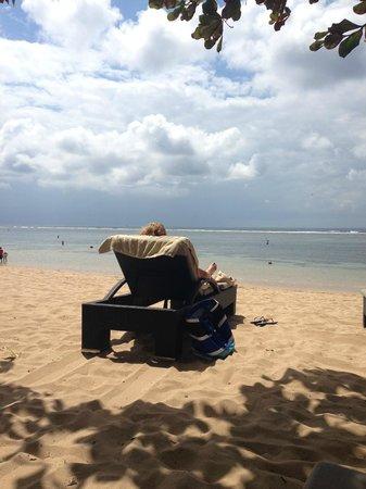 The Laguna, a Luxury Collection Resort & Spa: Beach at the laguna
