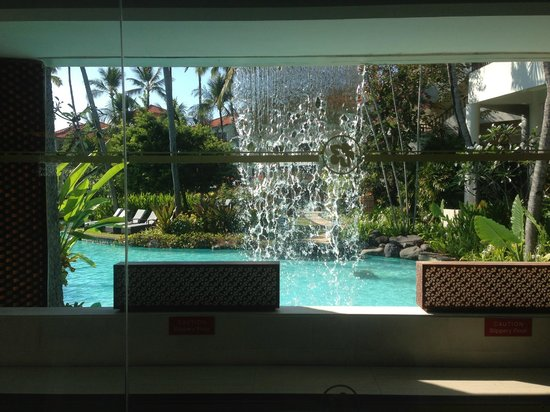The Laguna, a Luxury Collection Resort & Spa: View from the Gym