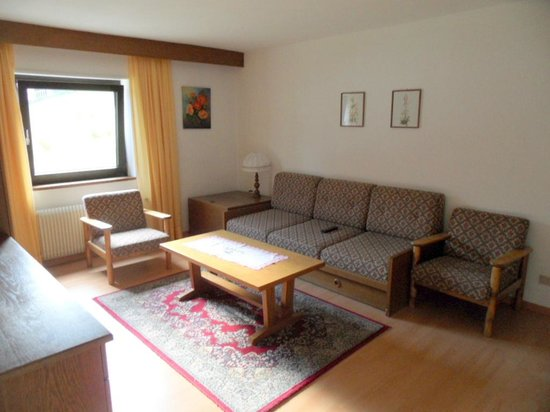 Residence Cesa Sassela: soggiorno