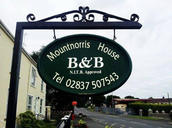 Mountnorris House: Mountnorris B&B Co. Armagh