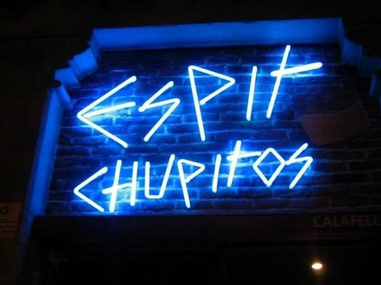 Espit Chupitos