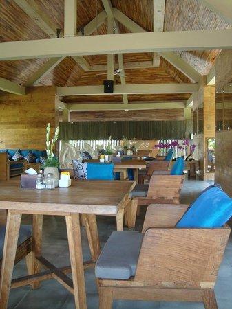 Sri Ratih Cottages: Restaurant