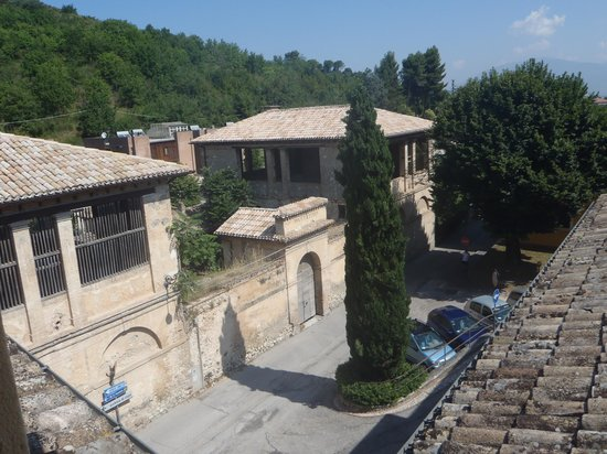 Hotel San Luca: Via Mura Interne
