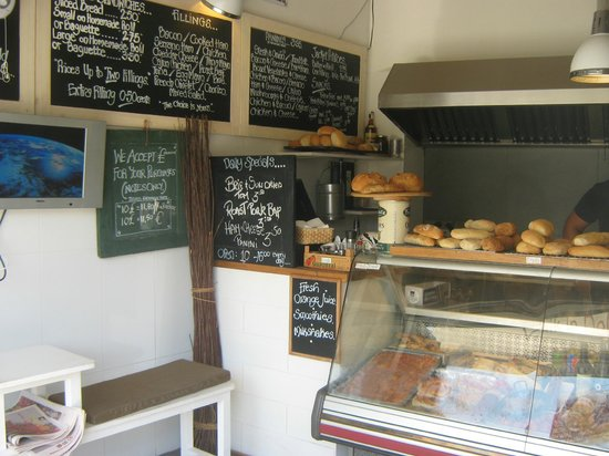 The Fresh Deli and Bakery : List of all the Fresh Deli can do